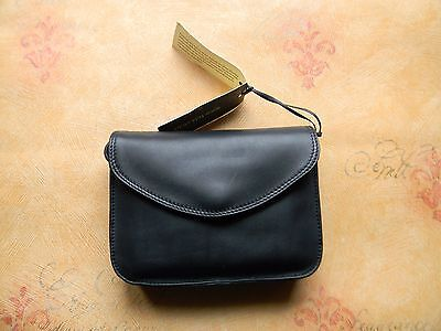 Tula Navy Leather Crossbody/Shoulder Bag 5002I RRP £40