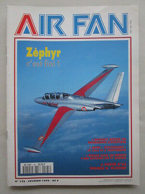 AIR FAN 195 MIRAGE IVA MIRAGE F1 EDA CM 175 ZEPHYR AS US ARMY AIR FORCES McGUIRE