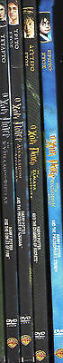 LOT Harry Potter Years 1-4 ( 4 DVD )