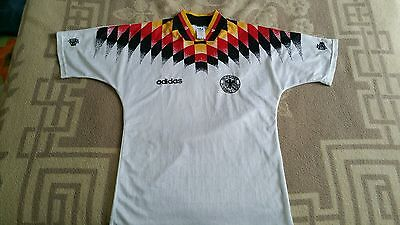 Camiseta Alemania Shirt Germany Trikot Deutschland M Maglia World cup USA 1994