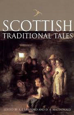 Scottish Traditional Tales, New, D.A MacDonald, Alan Bruford Book
