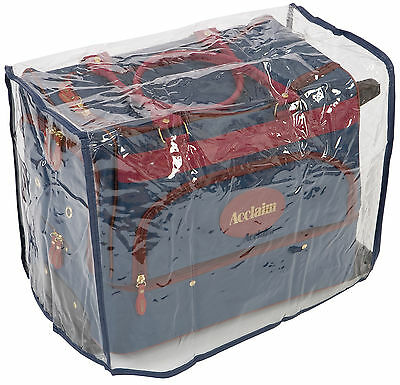 ACCLAIM Eyemouth Bowls Bowlers Bowling Trolley Bag Clear Waterproof Bag Cover