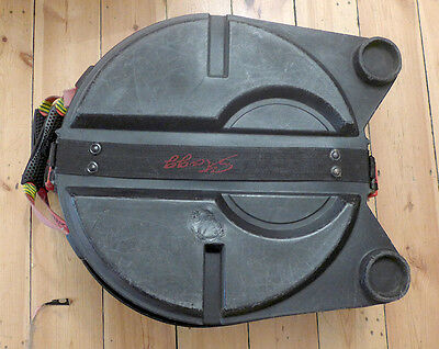 """Stagg Hard Case for 14"""" Snare Drum"""