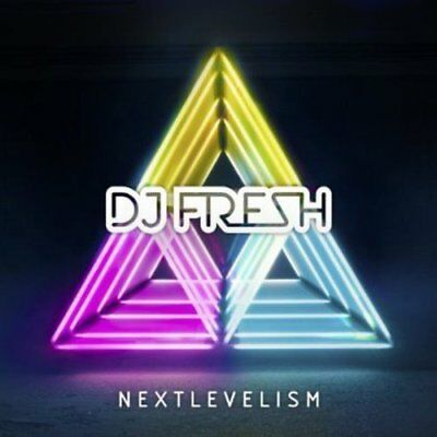 DJ Fresh - Nextlevelism [CD] Sent Sameday*