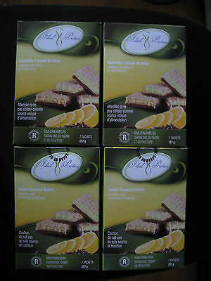 Ideal Protein Lemon  Flavoured Wafers  (4 Boxes Of 7)