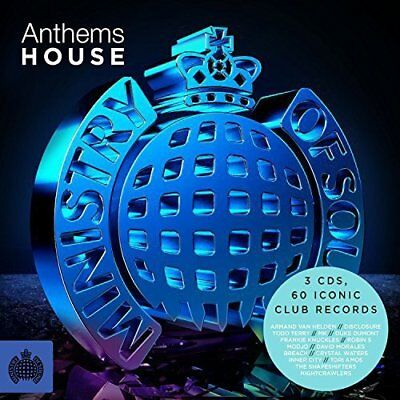 Anthems House [CD] Sent Sameday*