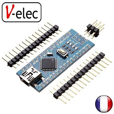 1276# ATmega328P ch340 For Nano V3 controleur Board Compatible arduino