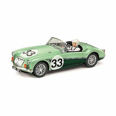 SCX A10089 MG A Cabriolet Twin Cam Le Mans 1959 #33 Ted Lund