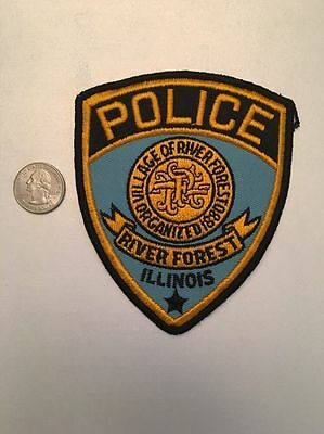 Old River Forest Illinois Police Department -USED