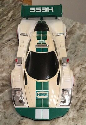 2009 Hess Collectible Race Car And Racer Toy