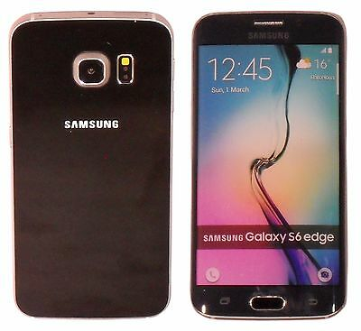 Samsung Galaxy S6 Edge Dummy 1:1 Scale Non-working Toy Phone - Display Purposes