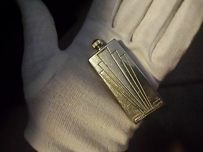 Extra Rare Genuine 1930 Art Deco Linchpin Complete American Lighter Match King