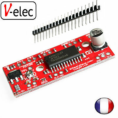 A3967 EasyDriver Stepper Motor Driver V44 for arduino development board