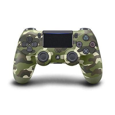 PlayStation4 DUALSHOCK4 Wireless Controller - Green Camouflage