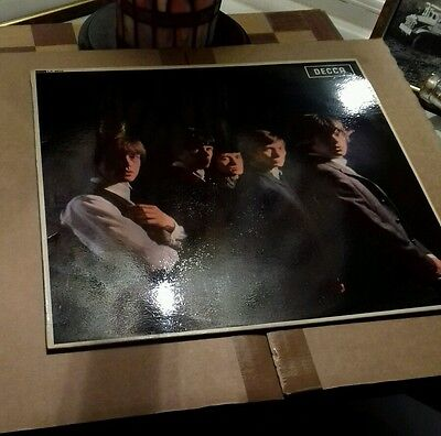 """Rolling Stones Debut S/t """"first Album"""" Super Rare 1-A 1-A"""