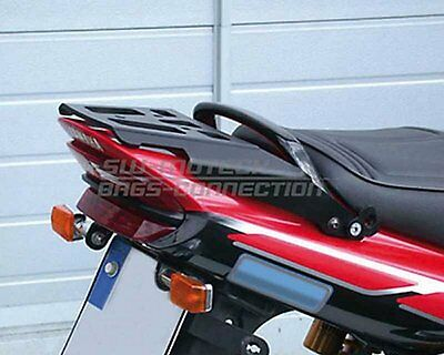 Porter Alu-Rack Black for Yamaha XJR 1300 RP102 2004-2006