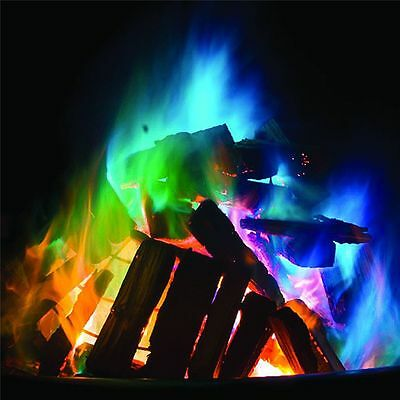 NEW - Outdoor Survival Mystical Fire