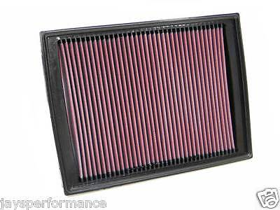 Kn Air Filter Replacement For Land Rover Lr3 4.4L-V8; 2005