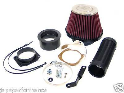 K&N AIR INTAKE INDUCTION KIT (57-0514) FOR AUDI A4 (B5) 1.8i 1995 - 2001