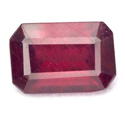 RUBY CORUNDUM NATURAL MINED  1.90ct MF1407