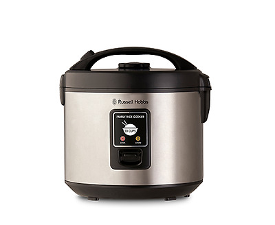 Russell Hobbs RHRC1 10 Cups Family Rice Cooker