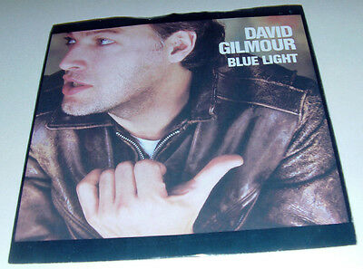 David Gimour 45 Record p/Sleeve Blue Light Cruse Waters Wright Mason Pink Floyd