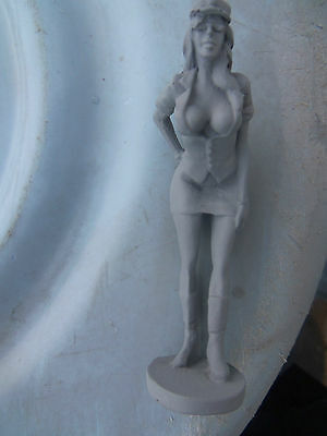 toy soldier 90mm-100mm metal post office worker female