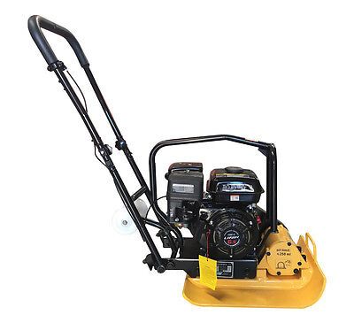Plate Compactor / Wacker Rammer With Lifan Engine - 68Kg - 6.5Hp *free Delivery*
