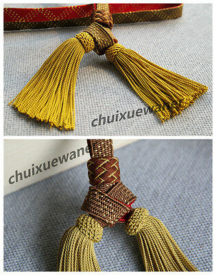 WWII Japanese Army general officer sword tassel (silk)(Reproductions)