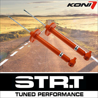 KONI Shock Absorber STR.T Rear Axle rear 2x (13408)