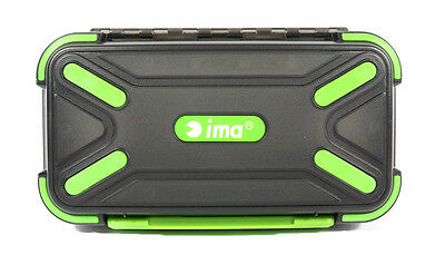 Ima Mag Tank Tackle Box Slit Foam XL 200 x 115 x 149 mm (2515)