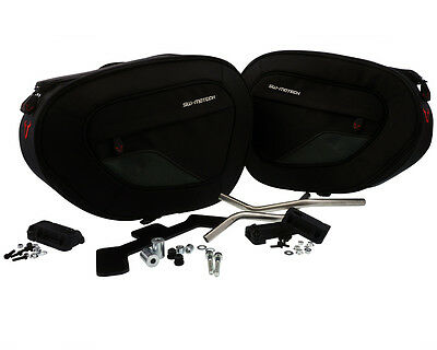 Saddlebag Set H Blaze 1680 Ballistic Nylon. Ducati 1199 (12)