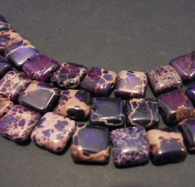 LOT 10 PIERRES JASPE OCEAN NATURELLE INDE 7 mm NATURAL STONE BEADS JASPER INDIA