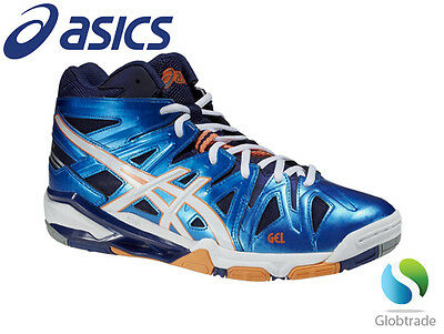 Asics Gel Sensei 5 B401Y-4101 Men's For Volleyball Tennis & Other Hall Sports