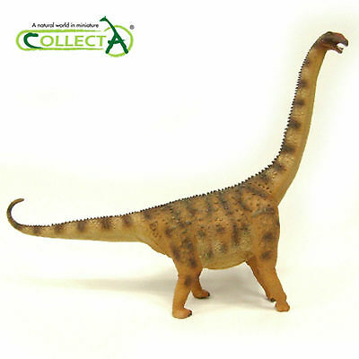 ARGENTINOSAURUS DINOSAUR MODEL EDUCATIONAL TOY by COLLECTA DETAILED BNWT Gift