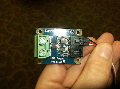 Phidgets 30 Amp Current Sensor AC&DC PART# 1122