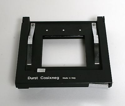 Used Durst Cosixneg Negative Carrier
