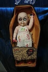 "Living Dead Dolls Seven Deadly Sins Gluttony 10"" Sealed"