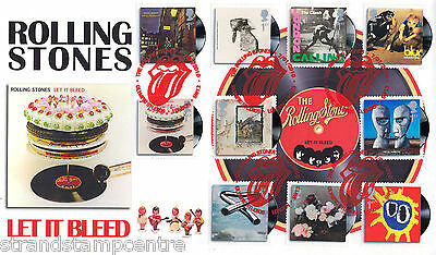 "2010 Classic Albums - Steven Scott ""Rolling Stones, Let It Bleed"" (Full Set) Off"