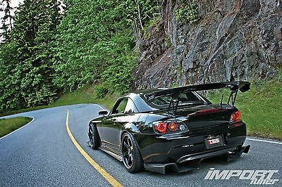 Honda S2000 Ap1 Ap2 Spoon Look Rear Bumper Diffuser