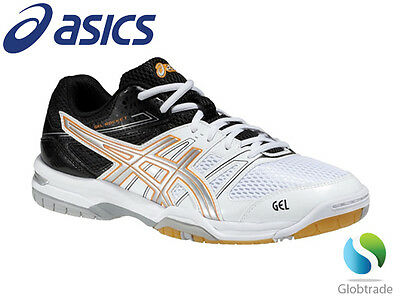 Asics Gel Rocket 7 B405N-0193 Men's For Volleyball Tennis & Other Hall Sports