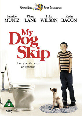 My Dog Skip DVD (2001) Luke Wilson, Russell (DIR) cert U FREE Shipping, Save £s