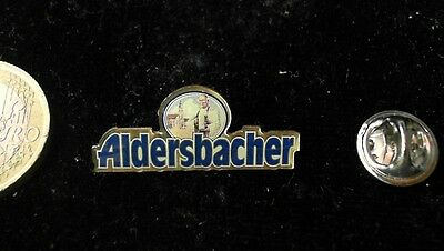Bier Beer Pin Badge Aldersbacher Bier Logo Emblem