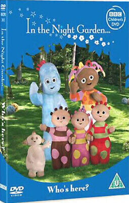 In the Night Garden: Who's Here? DVD (2007) Anne Wood
