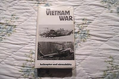 VHS Tape - The Vietnam War - Helicopter and Air Mobility- 1 Hour & 15 Min Long