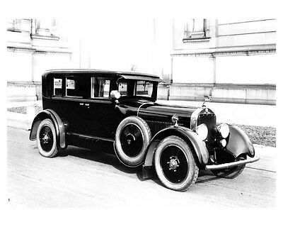 1923 Isotta-Fraschini ORIGINAL Factory Photo ouc0326