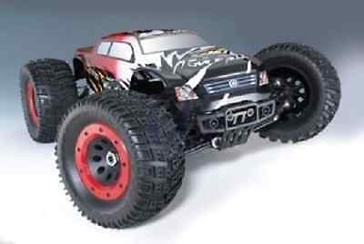Thunder Tiger 6401-F101 *WATERPROOF* MT4 G3 6s BL Monstertruck 2.4GHz RTR 1:8