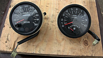 Yamaha srx,sx,Vmax snowmobile speedometer and tachometer