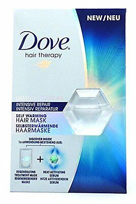 Dove Hair Therapy Intensive Repair Self Warming Hair Mask