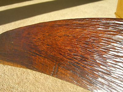 Antique 19th century Aboriginal Boomerang  - Stunning Patina!REDUCED to  Sell!